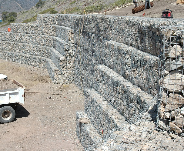 Gabion Systems Weinstein Retrofitting